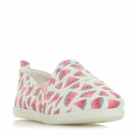 Head Over Heels Eliah White Sole Slip On Shoes