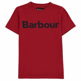 Barbour Lifestyle Barbour Logo T-Shirt Jn94