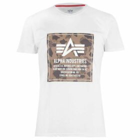 Alpha Industries Block T-Shirt