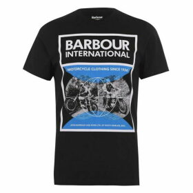 Barbour International Arc Competition T Shirt