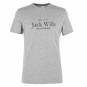 Jack Wills Short Sleeved Ormond T Shirt
