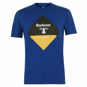 Barbour Beacon Diamond Tee Sn01
