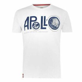 Alpha Industries Apollo 11 Anniversary T Shirt
