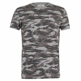 Criminal Camo All Over Print T-Shirt