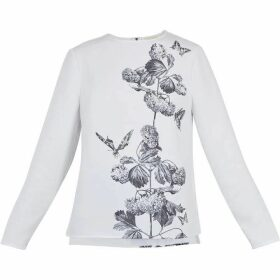 Ted Baker Narnia Long Sleeve Top