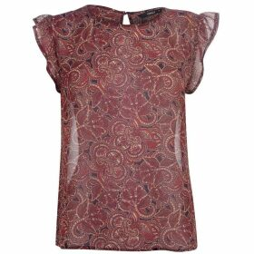 Only Amelia AOP Top