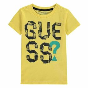 Guess Large Logo Tee Ch92