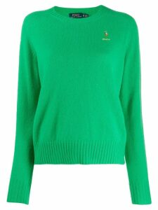 Polo Ralph Lauren long-sleeve wool jumper - Green