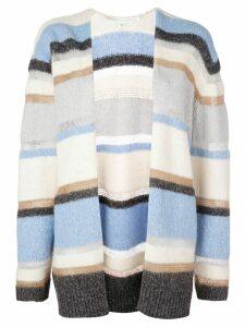 Veronica Beard striped cardigan - Multicolour