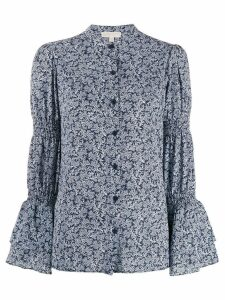 Michael Michael Kors printed blouse - Blue