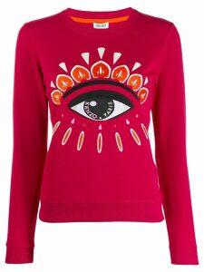 Kenzo embroidered eye sweatshirt