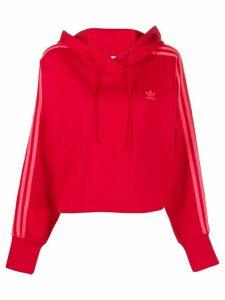 adidas Adidas Originals Trefoil hoodie - Red