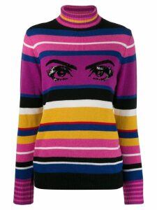 Pinko sequin eye sweater