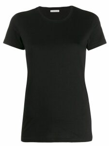 Moncler short-sleeved T-shirt - Black