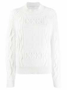 Givenchy 4G sweater - White