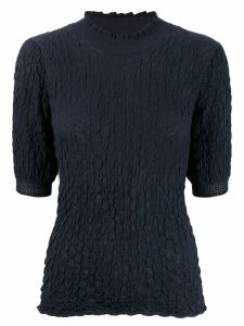See By Chloé crinkle top - Blue