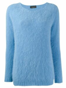 Roberto Collina loose-fit jumper - Blue