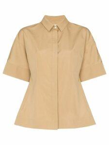 Jil Sander short-sleeve shirt - Neutrals
