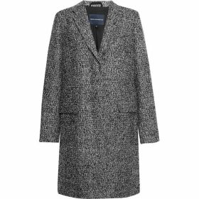 French Connection Beverly Tweed Coat