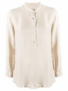 Raquel Allegra Henley shirt - SAND
