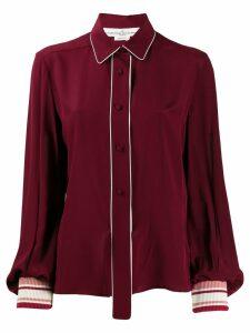 Golden Goose Georgette shirt - Red