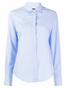 Joseph plain button shirt - Blue