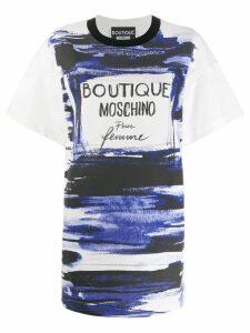 Boutique Moschino Pour Femme T-shirt - White