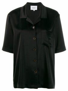 Nanushka Naraz shirt - Black