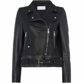 Boss Sadana leather jacket