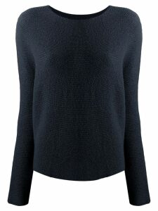 Christian Wijnants Kasima knitted top - Blue