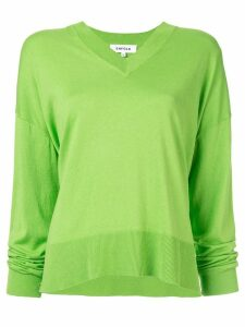 Enföld knitted sweatshirt - Green