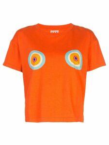 Lhd The Logo T-shirt - ORANGE