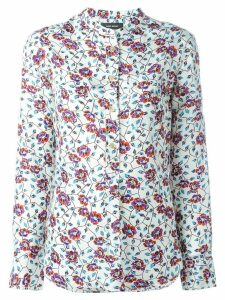Isabel Marant floral blouse - Multicolour