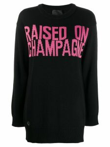 Philipp Plein Statement jumper - Black