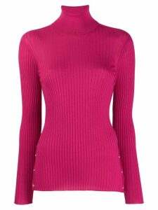 Versace roll-neck jumper - PINK