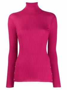 Versace roll-neck jumper - Pink