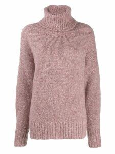 Isabel Marant Étoile Shadow jumper - PINK