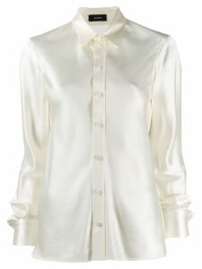 Joseph George long sleeve blouse - White