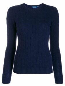 Polo Ralph Lauren fine knit sweatshirt - Blue