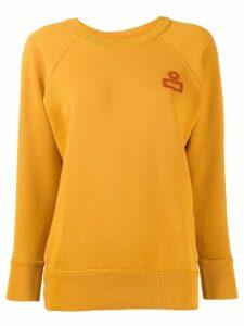 Isabel Marant Étoile Romer sweatshirt - Yellow