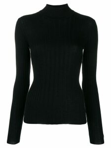 Etro ribbed jumper - Black