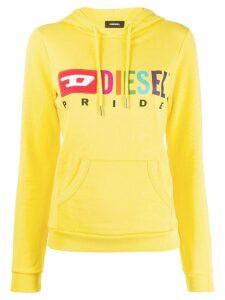 Diesel x Pride hoodie - Yellow