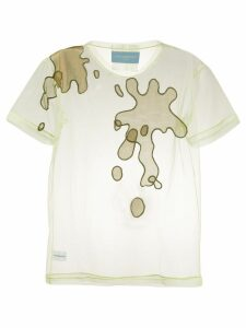 Viktor & Rolf Art Attack T-shirt - Green