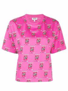 Kenzo printed T-shirt - Pink