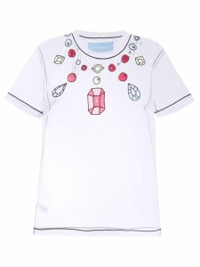Viktor & Rolf Diamonds Are Forever T-shirt - White