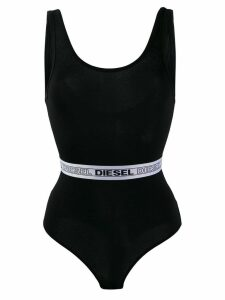 Diesel body with logo waistband - Black