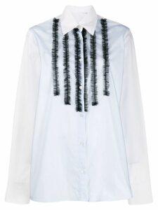 Viktor & Rolf Classic Dinner shirt - White
