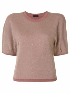 Etro shortsleeved sweater - PINK