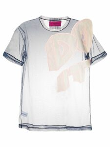 Viktor & Rolf Do It T-shirt - Blue