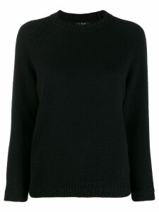 A.P.C. knitted jumper - Black